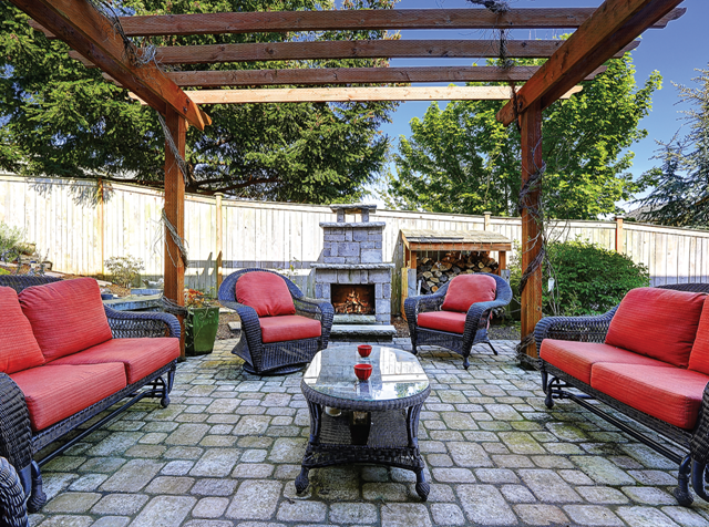 5 Things You Need To Create A Magical Outdoor Space Linton Hall